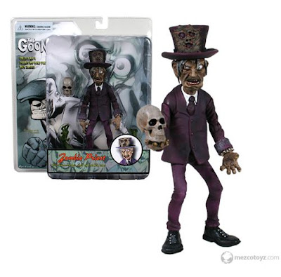 The Goon action figures