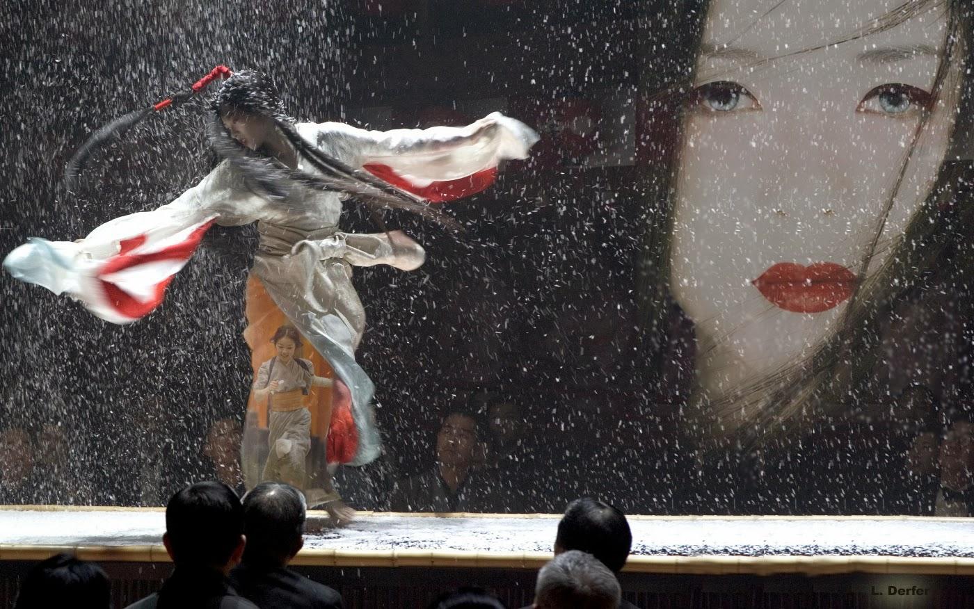 Memoirs of a geisha mameha