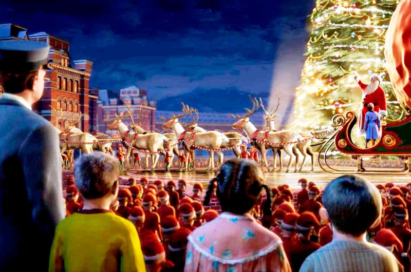 The Polar Express Cartoon Picture 2