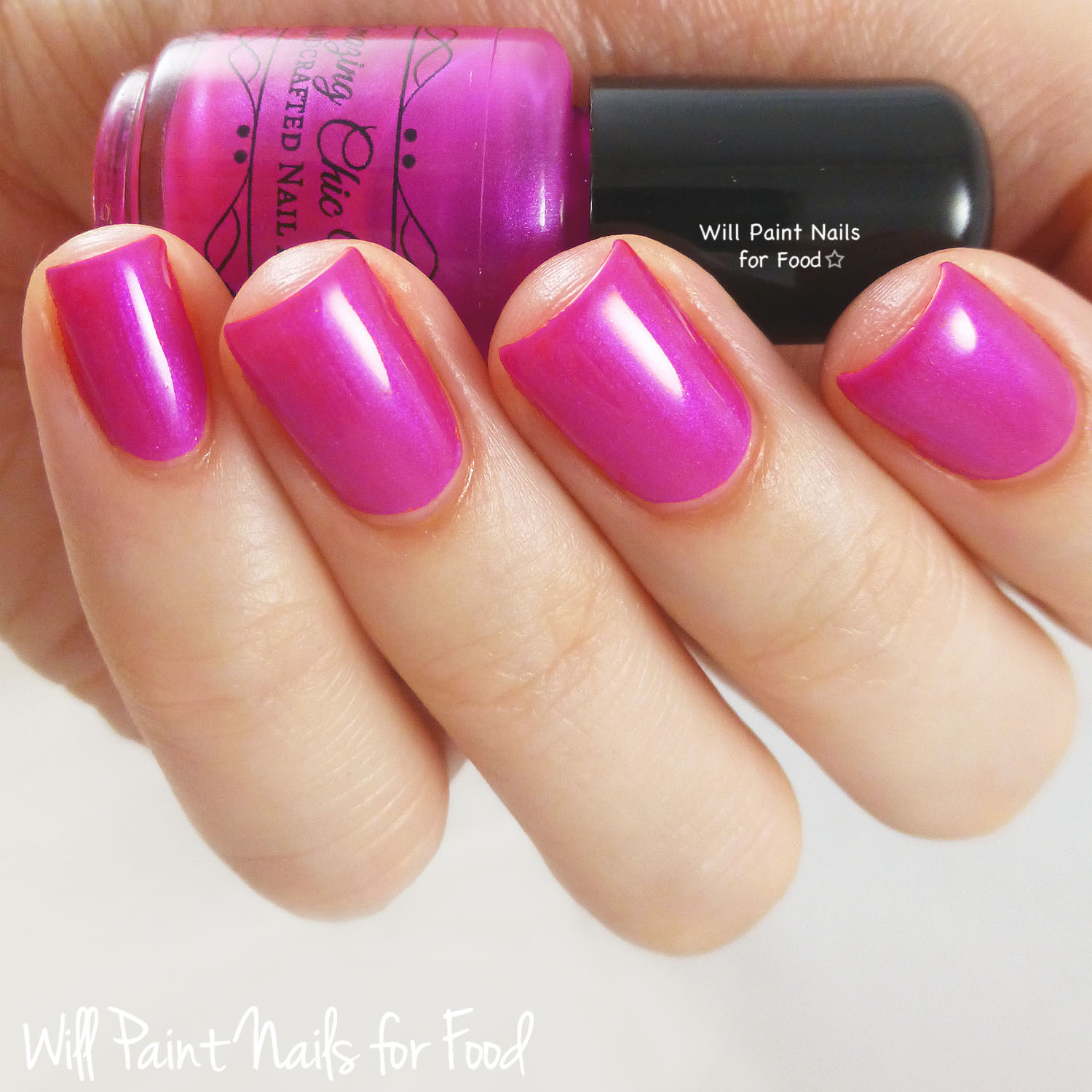 Amazing Chic Nails Festival Season swatch