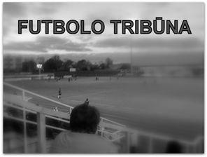 Futbolo tribūna