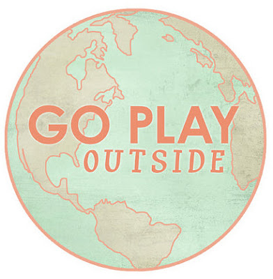 Go Play Outside Print from Jump Off The Page