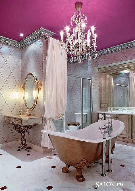 Casa de rasmussen baderomsinspirasjon for Antique bathroom design ideas