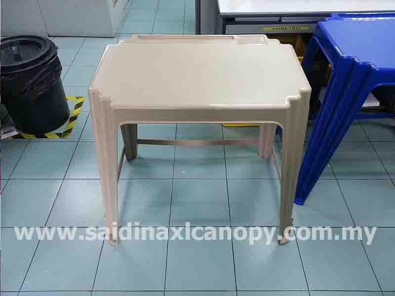 Meja Sekolah / Peperiksaan Plastik Berkualiti Tinggi