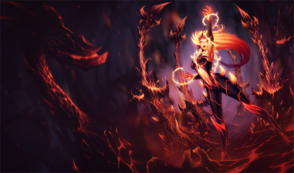 as requested  Jungle Zyra  Zyra League Of Legends