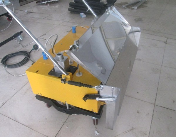 CN MACHINERY COLTD Automatic Cement Plastering Machine