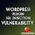 Hack Wordpress With Sqli Vulnerablity