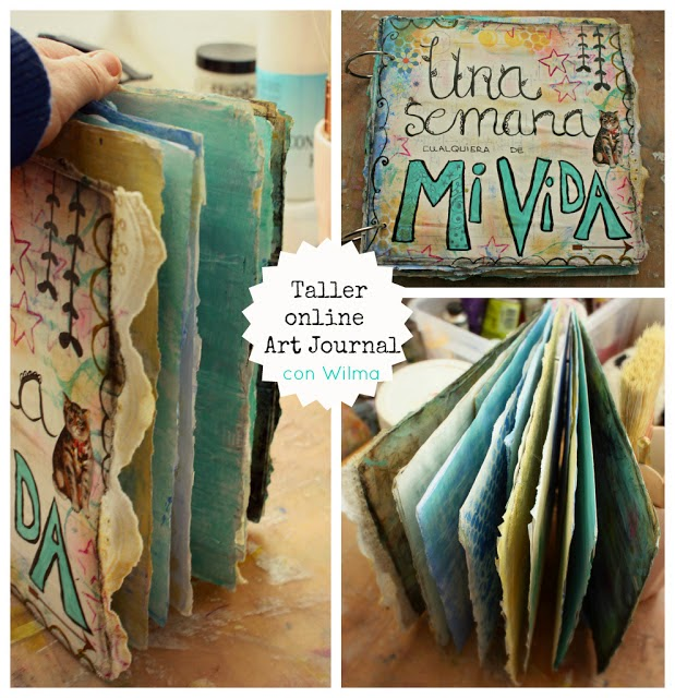 Art Journal con Wilma