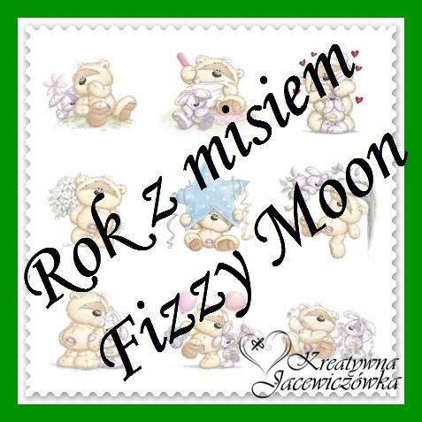 Rok z misiem Fizzy Moon