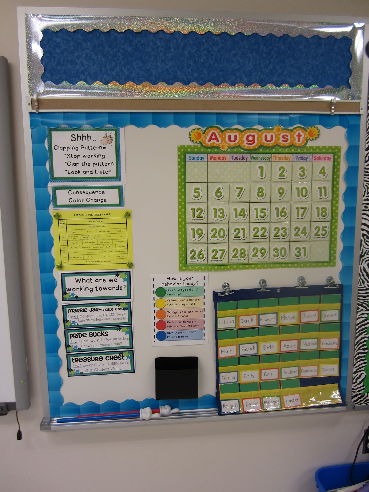 Classroom Decor Dollar Tree ~ The creative chalkboard classroom tour pictures galore