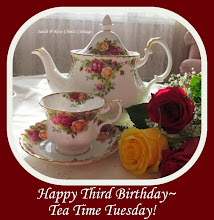 Tea Time Tuesday&#39;s 3rd Birthday Party