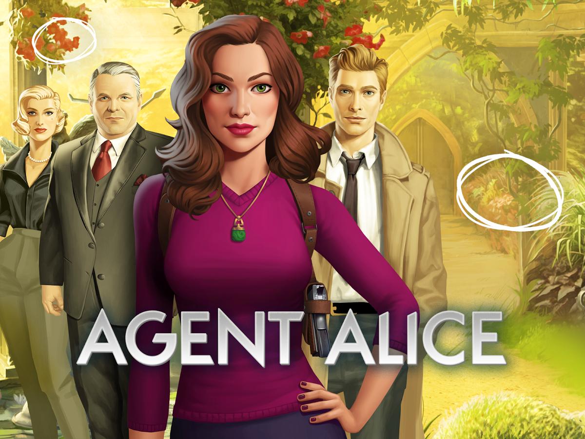 Agent Alice MOD APK [Unlimited Money/Energy/Hints]