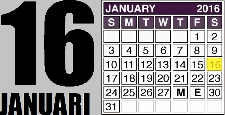 16 Januari Hari Intrenasional Apa Saja ?