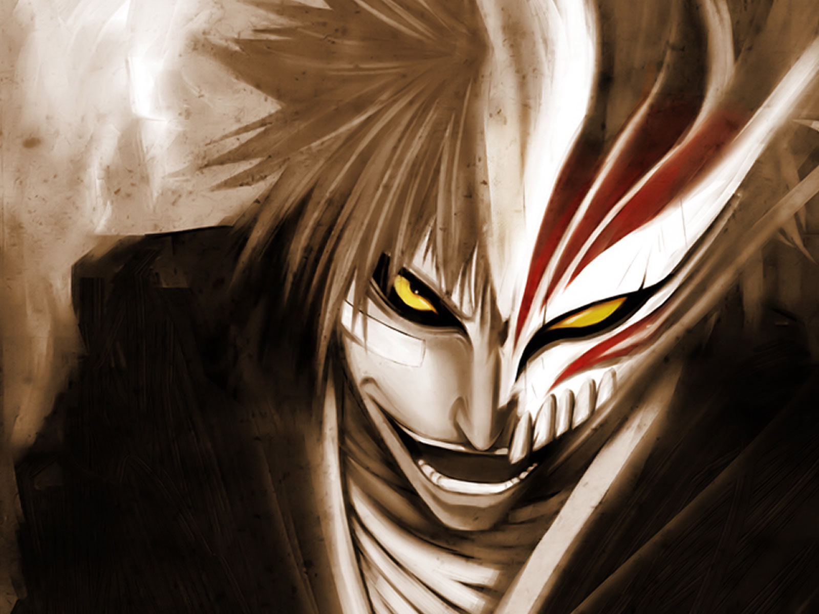 bleach ichigo hollow wallpaper - photo #6