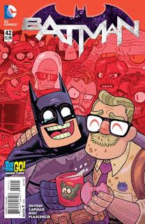 Batman #42 - Teen Titans Go! variant