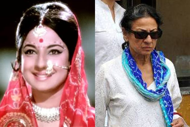 Tanuja than and now