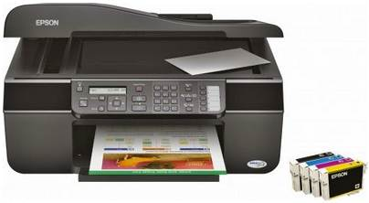 Epson Stylus Office BX300F Driver Download