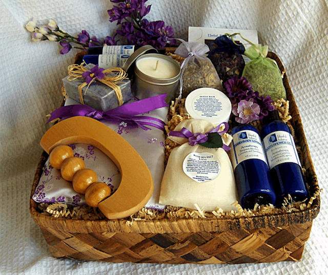 well gift baskets