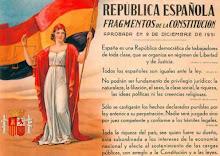 80 ANIVERSARIO DE LA REPÚBLICA DEMOCRATICA ESPAÑOLA