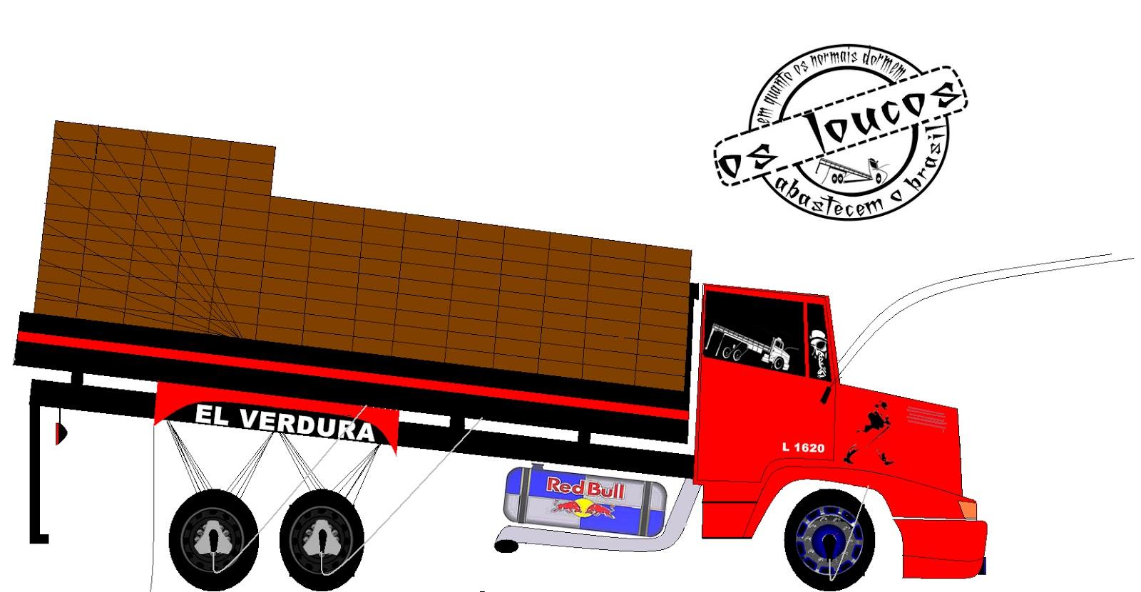 desenhos e caminhões mais top s desenho de 1620