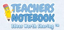 Teachers Notebook Products by Charlene Tess