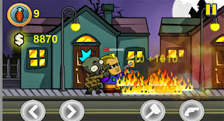 juego zombie village windows phone