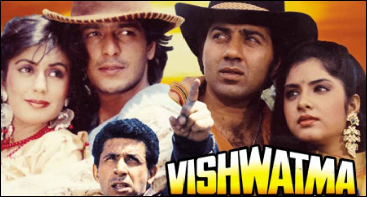 Vishwatma (1992) BluRay