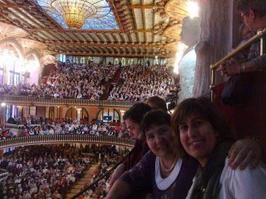 L'Evangeli de Marc en el Palau de La Música Catalana