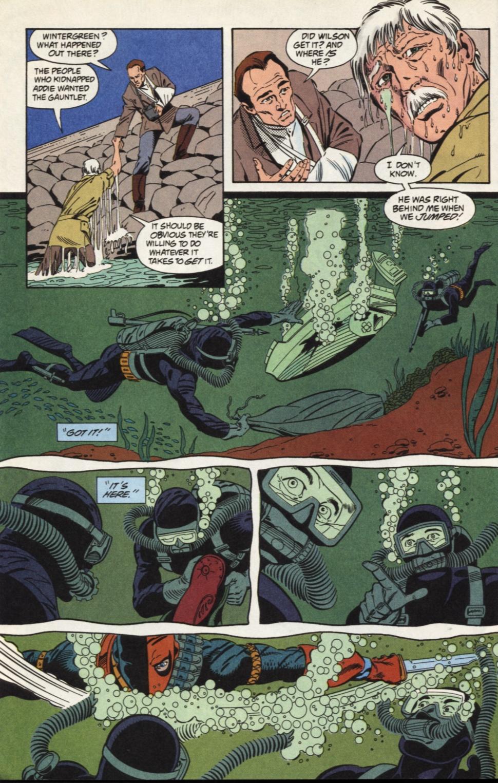Deathstroke (1991) Issue #31 #36 - English 7