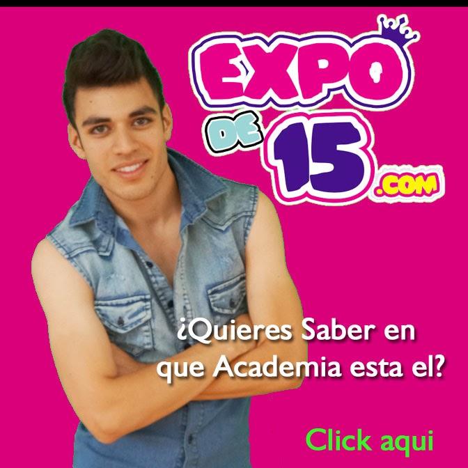 Expo virtual de 15