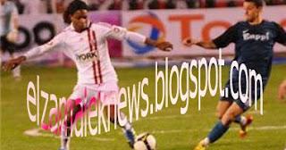 أليكسس موندومو لاعب إرتكاز الزمالك الكاميروني الجنسية