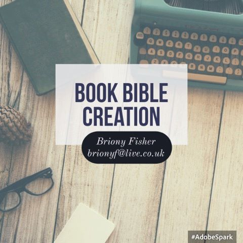 Book Bible Creation