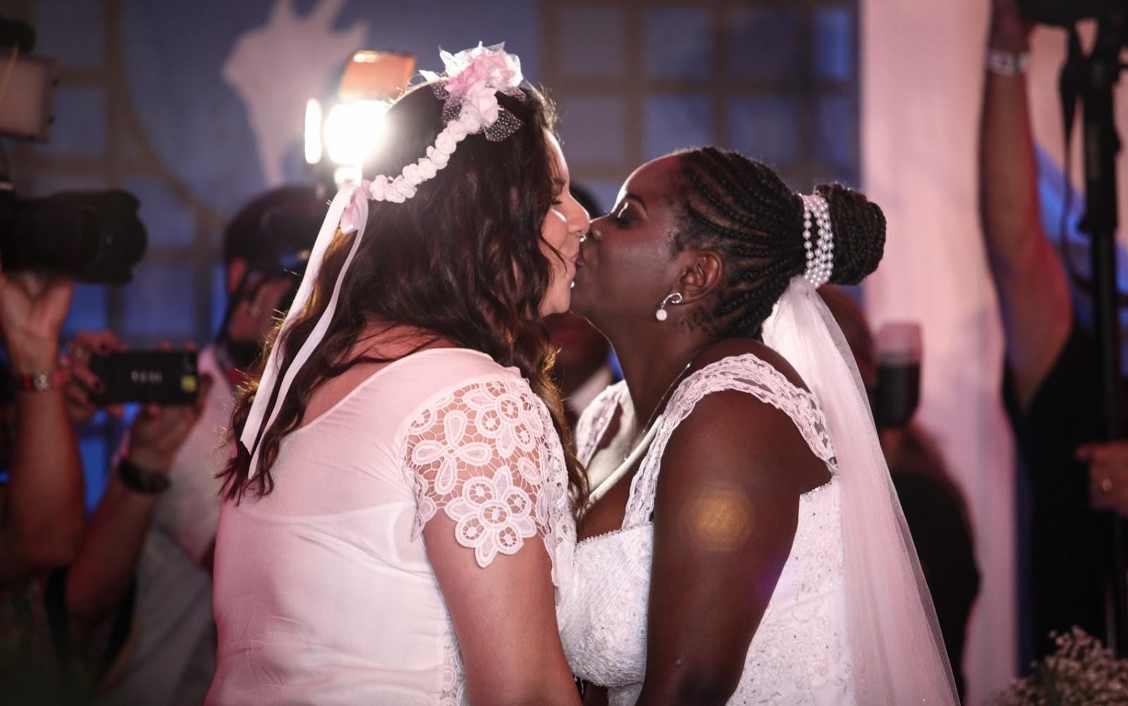 Rock in Rio tem primeiro casamento entre pessoas do mesmo sexo