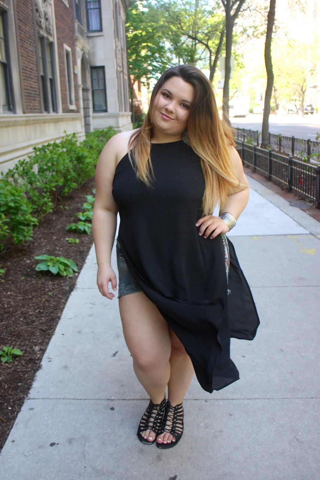 9ede0c34704 Funny story  I picked up this dress at Forever 21 thinking it was simply a  beautiful