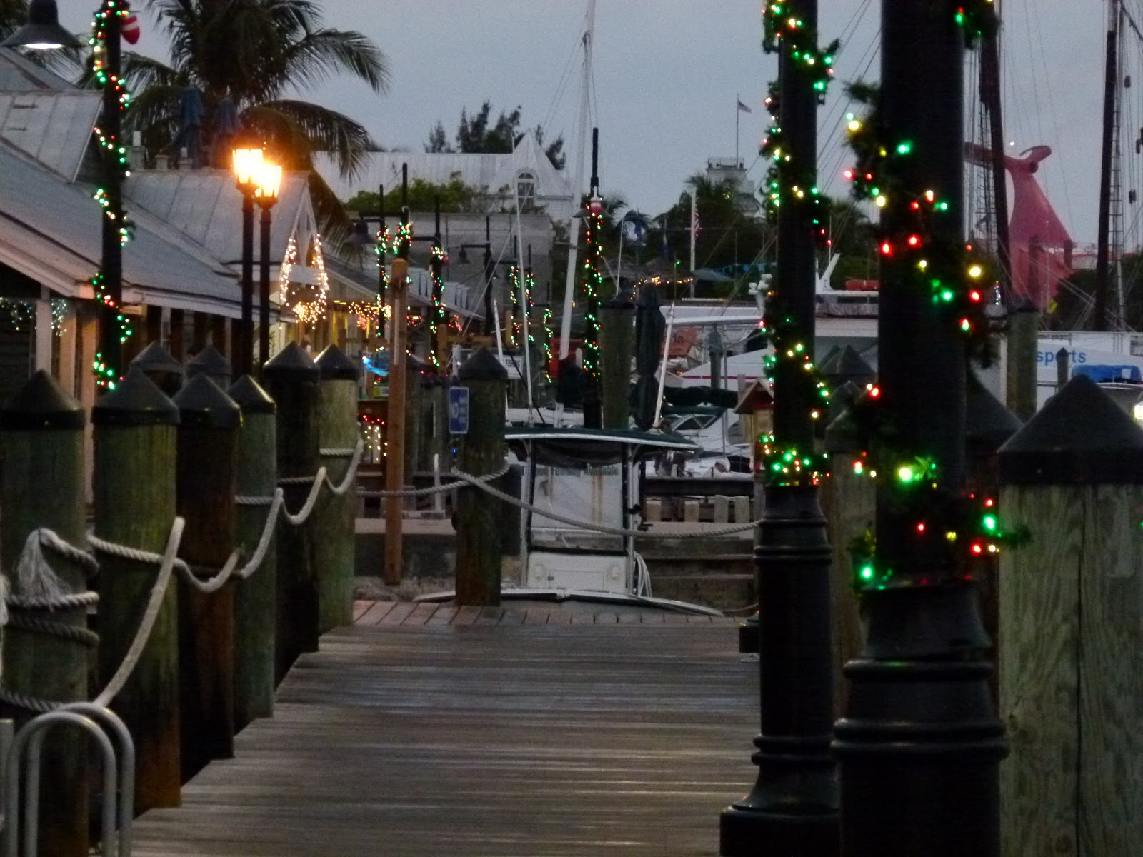 Key West vacation and visit guide: Christmas Bight