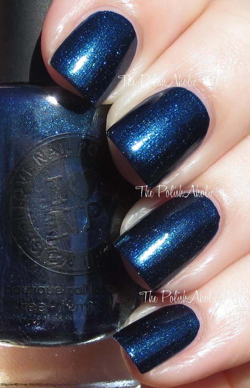 The PolishAholic: I Love Nail Polish New Shade Swatches