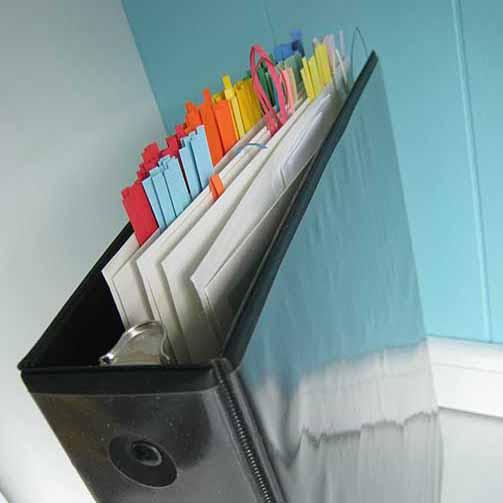 crafting creatures quilling paper storage