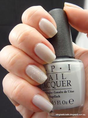 OPI Pirouette My Whilst and My Pointe Exactly