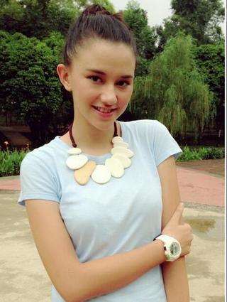 Foto Thea Pemain GGS, Ganteng-ganteng Serigala