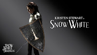 Kristen Stewart as Snow White - Snow White and the Huntsman