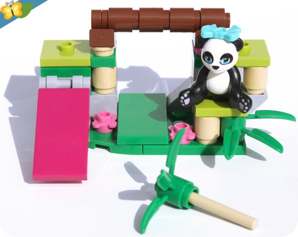 LEGO® Friends Animaux - Série 6 - Le bambou du panda