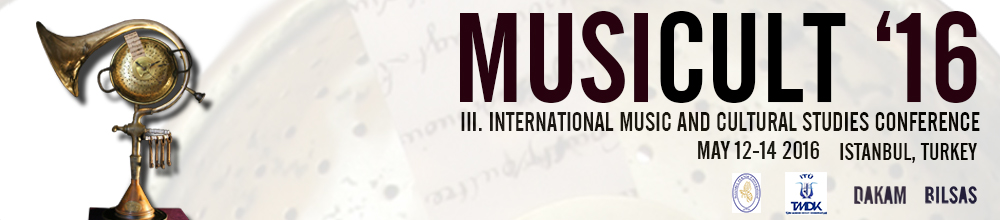 MUSICULT / Music, Sound and Culture Conference