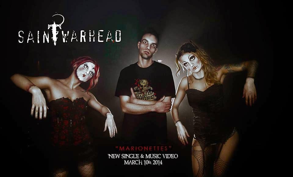 New album - saint Warheads