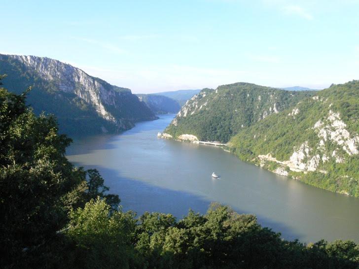 Cazanele Dunarii din Romania