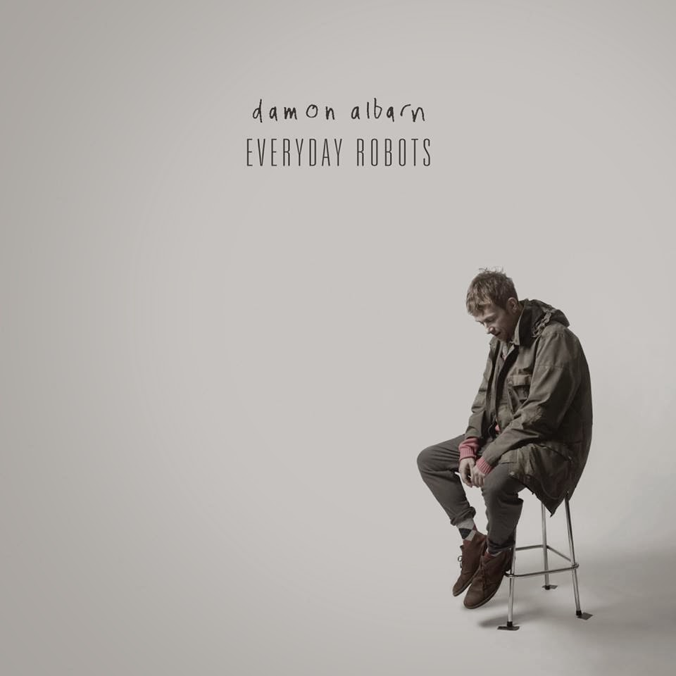 everyday robots, damon albarn solo album, damon albarn everyday robots, damon albarn lp, everyday robots tracklist, damon albarn 2014, new blur album,