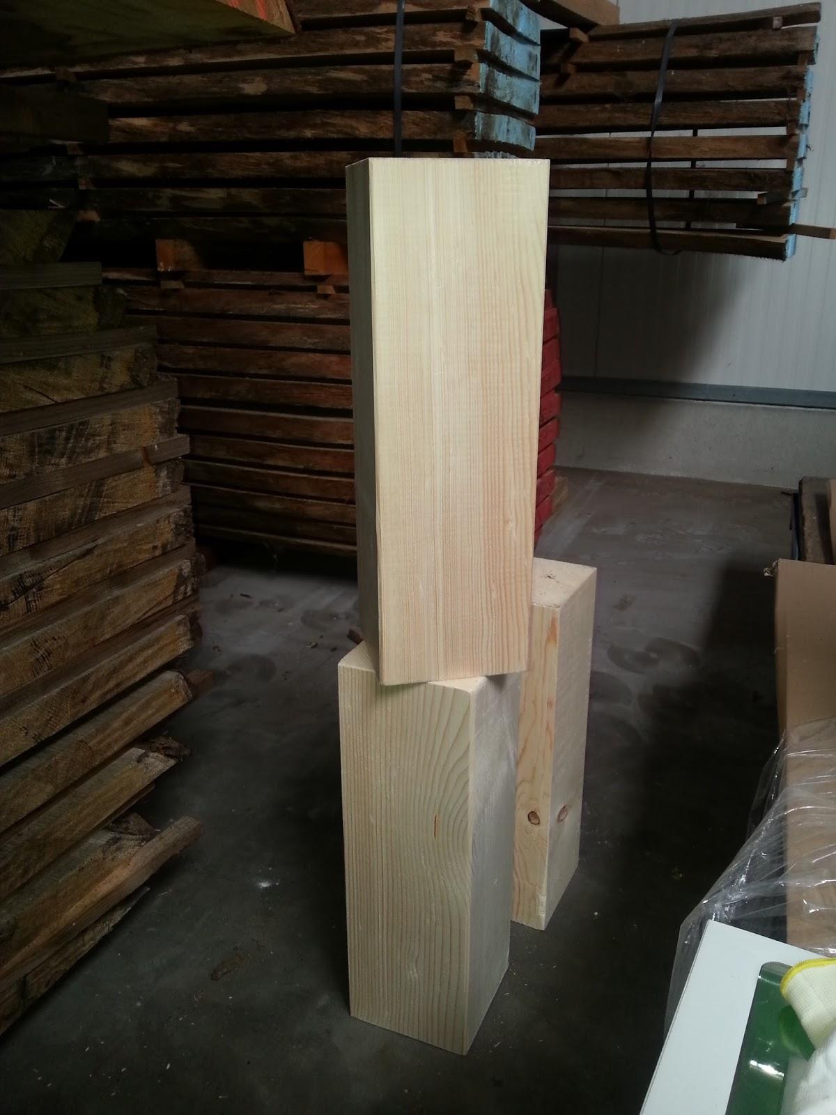 Como hacer tu mismo una estanter a de madera maciza - Como hacer estanterias de madera ...