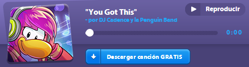 "Club Penguin: Ya disponible ""You Got This"" [GRATIS]"