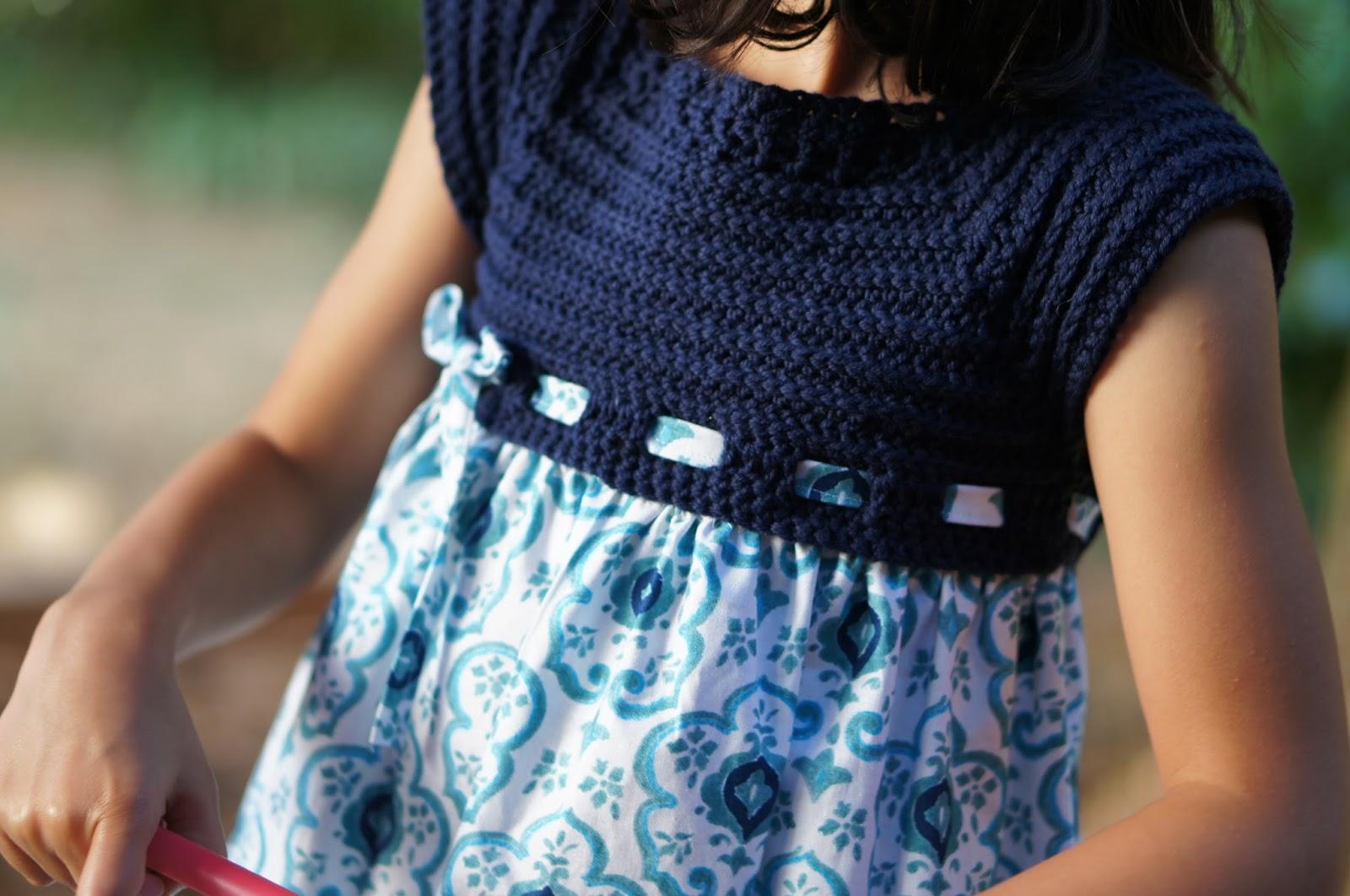 Ball Hank n\' Skein: Crochet + Sewing = TLA