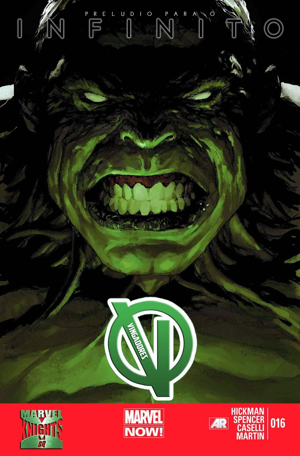 Nova Marvel! Vingadores v5 #16