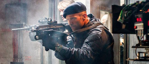 the expendables 3 set photos